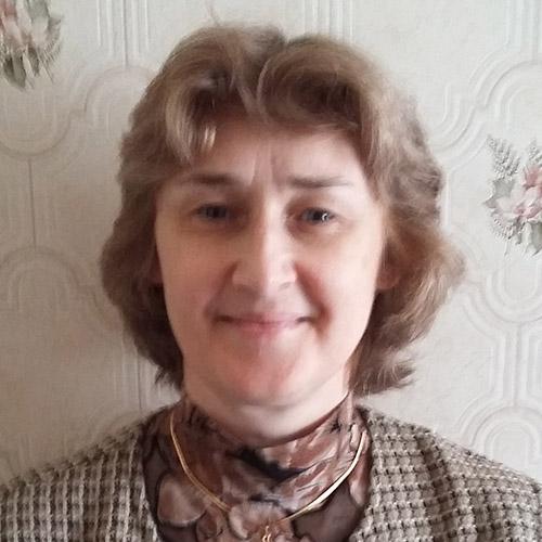 Пацюкова Ольга Алексеевна