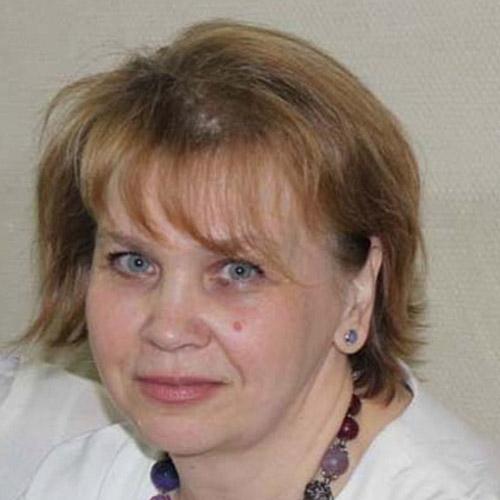 Дзюба Елена Марковна
