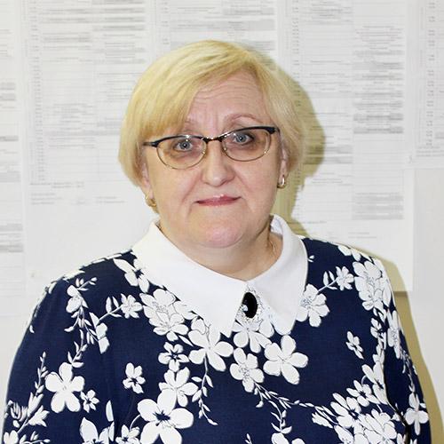 Февралева Наталья Ивановна