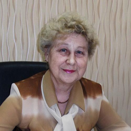 Перевощикова Елена Николаевна