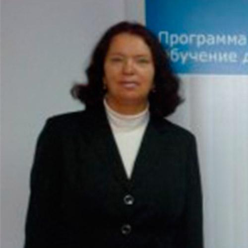 Круподерова Елена Петровна