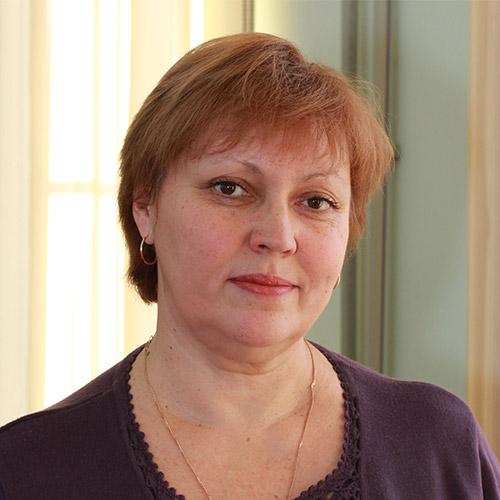 Панова Ирина Валентиновна