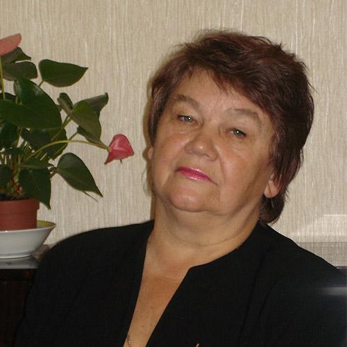 Повшедная Фаина Викторовна
