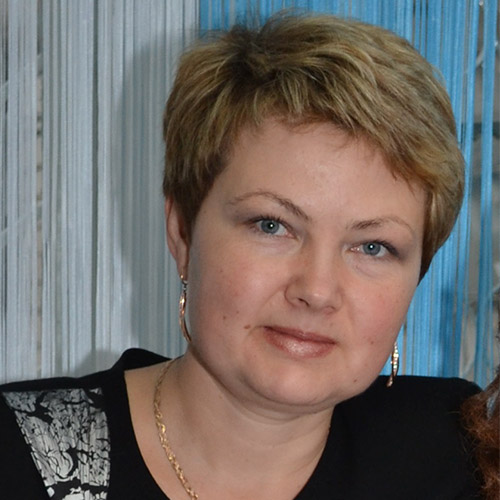 Колесова Оксана Вячеславовна
