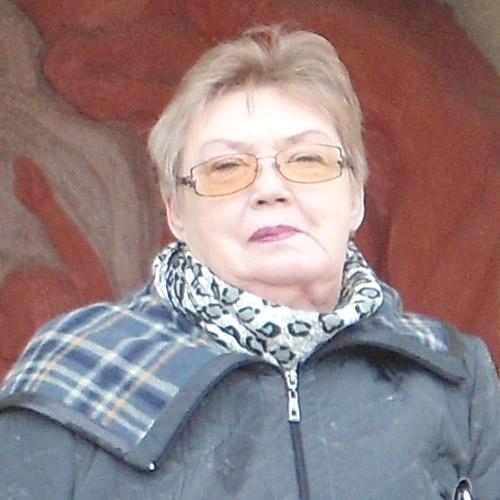 Кузьмина Нина Аркадьевна