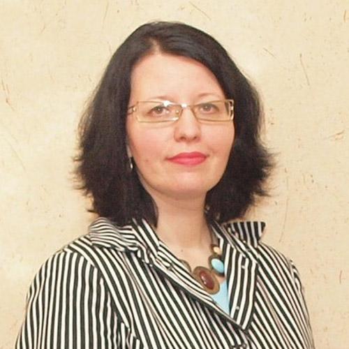 Шкунова Анжелика Аркадьевна