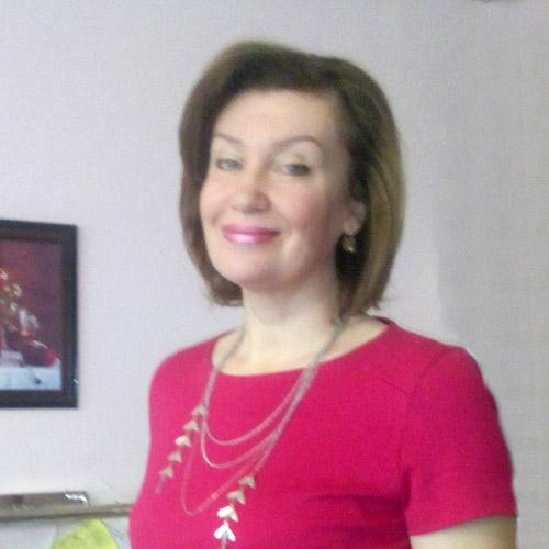 Яшкова Елена Вячеславовна