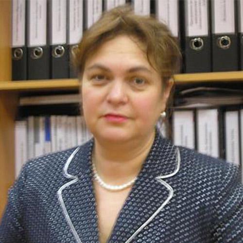 Маркова Светлана Михайловна