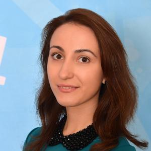Прядилова Анна Юрьевна