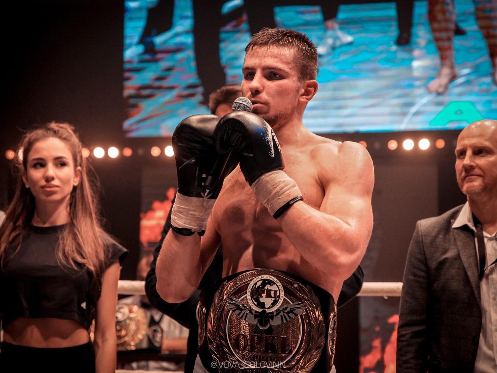 Студент Мининского университета победил в турнире по кикбоксингу