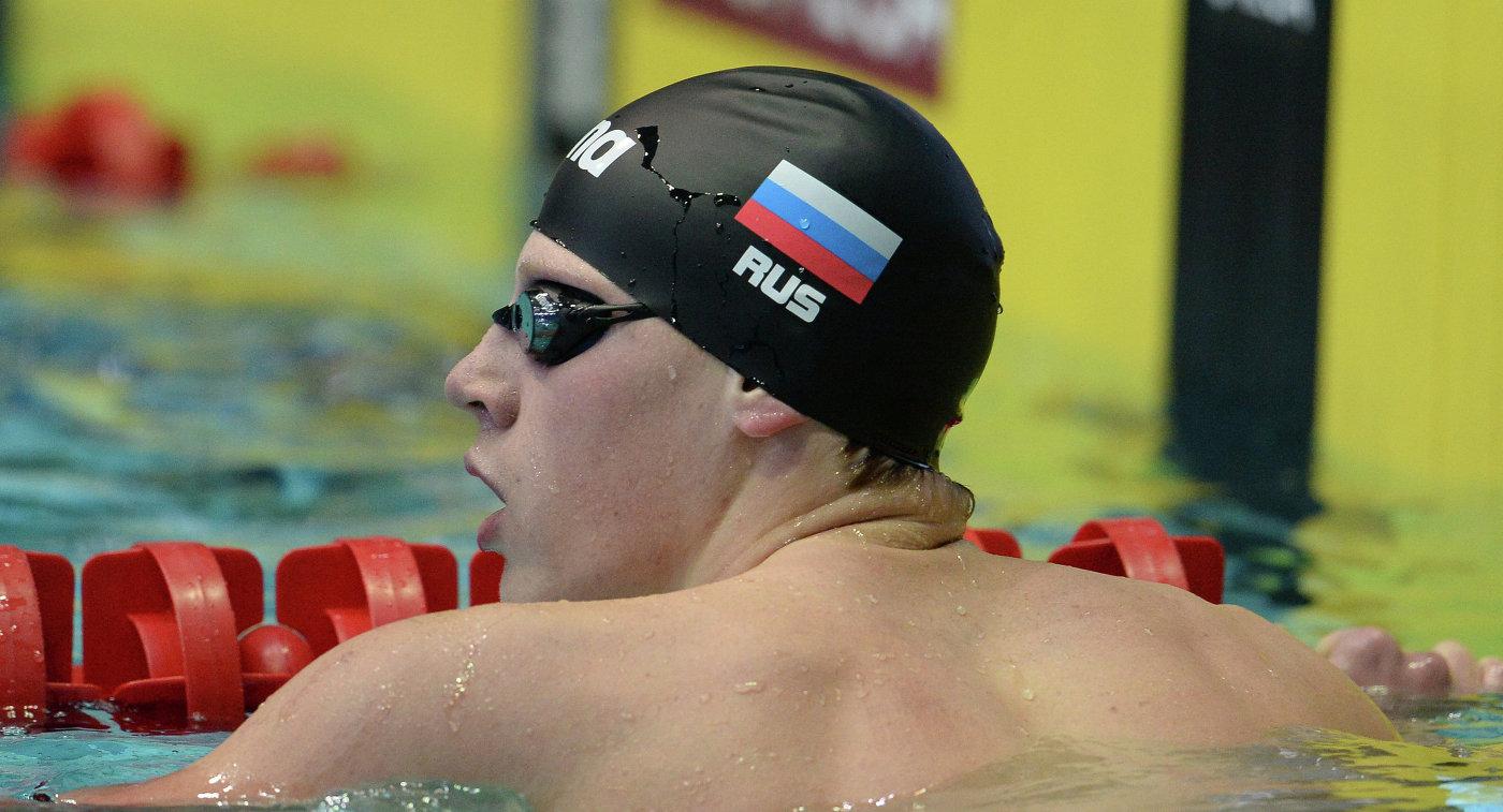 Нижегородец Михаил Доринов выиграл бронзовую медаль на чемпионате мира-2016 по плаванию