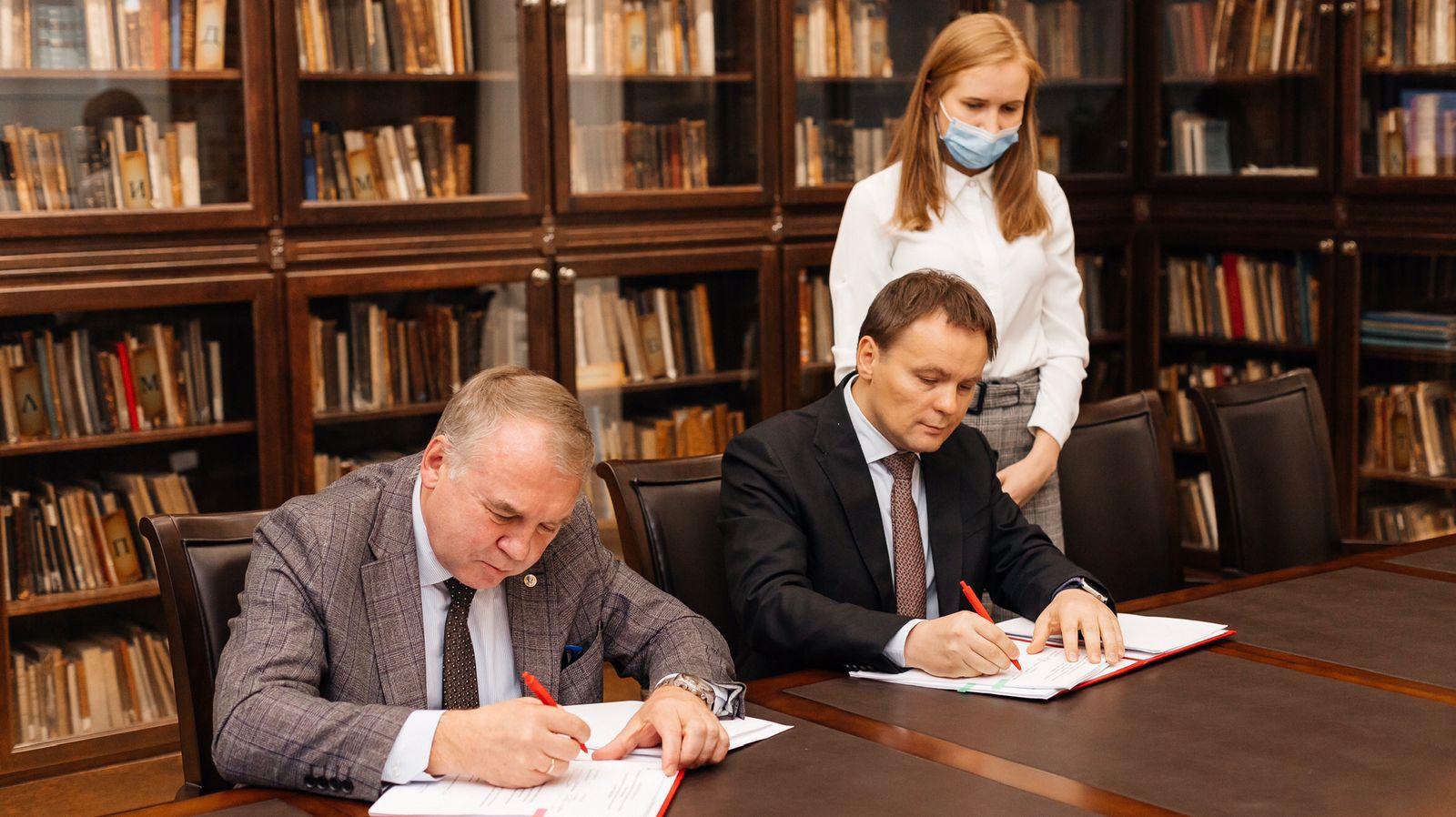 Серьезный прорыв в практической подготовке учителей химии в Мининском университете