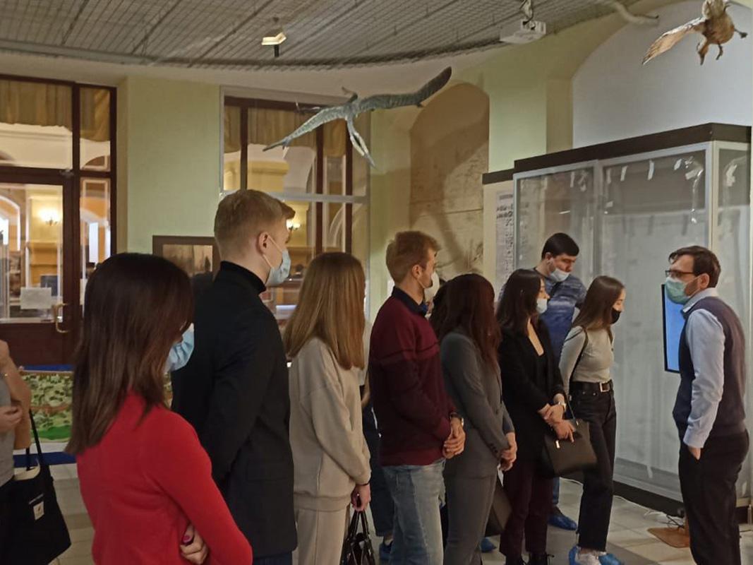 60 студентов Мининского университета проходят практику в историческом мультимедийном парке