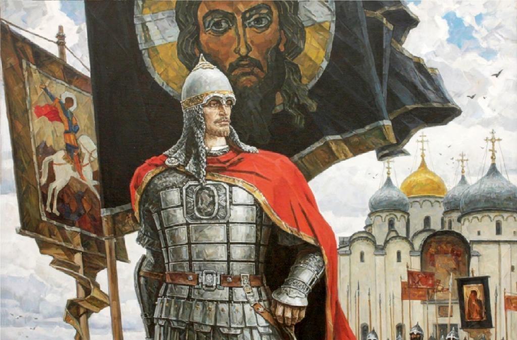 Библиотека Мининского университета предлагает выставку, посвященную 800-летию со дня рождения великого князя Александра Невского  «Россов усердный защитник»