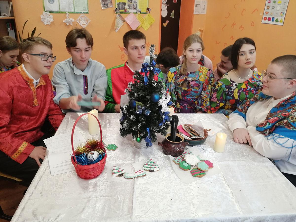 О Рождестве на английском