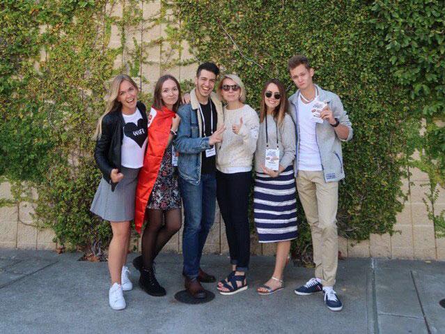 Студент Мининского университета отмечен благодарностью Youtube в Сан-Франциско