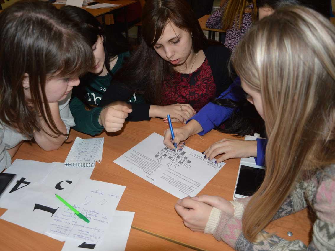 Студенты Мининского университета приняли участие в экологической игре «Зеленое ополчение»