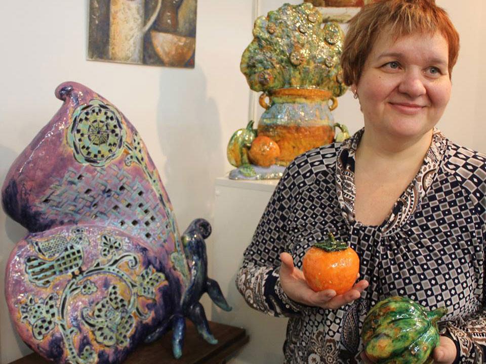 На Нижегородской ярмарке состоялась международная выставка искусства
