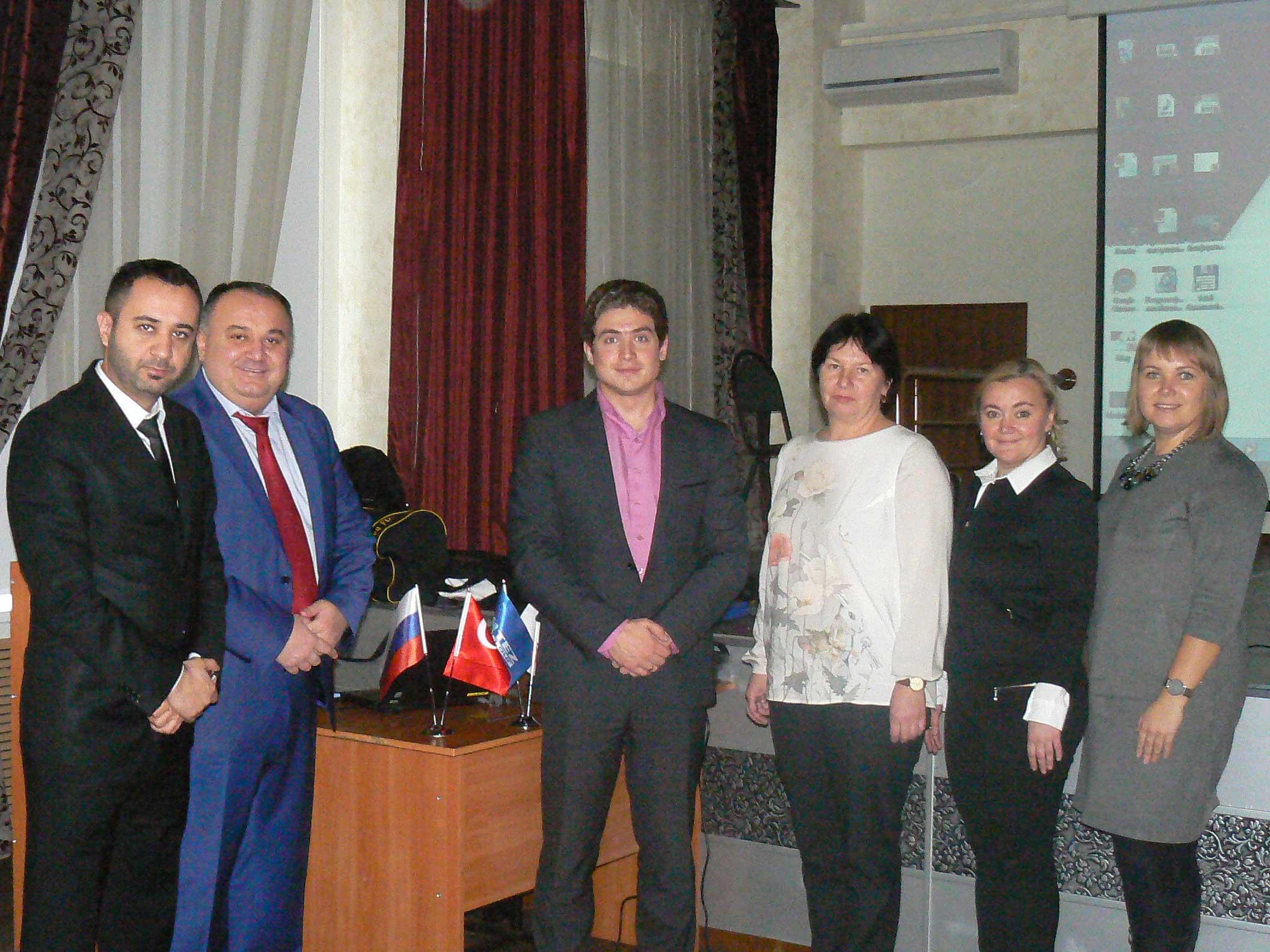 Студентов ФУиСТС пригласили на стажировку в Турцию