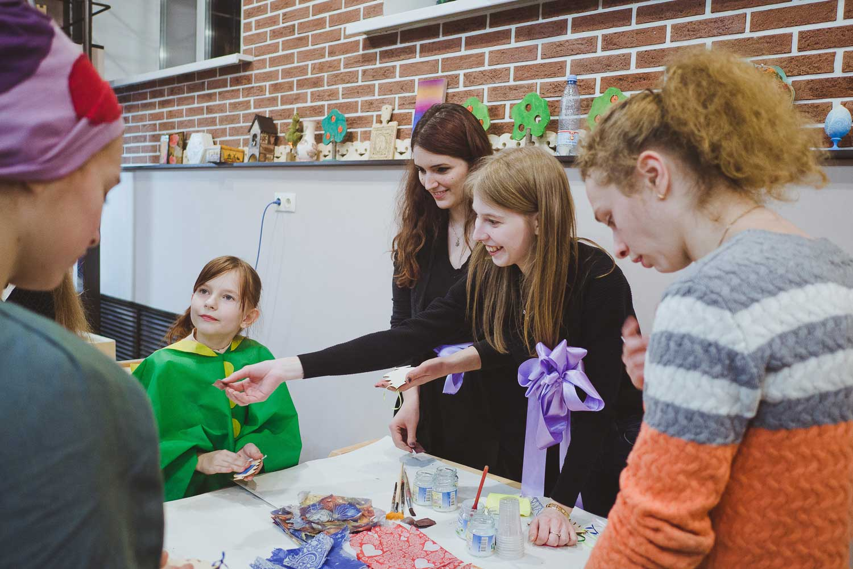 Преподаватели ФДИиМТ приняли участие в «Новогоднем фестивале искусств»