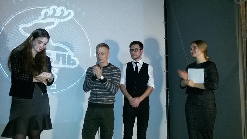 Студенты Мининского университета представили новый телевизионный проект