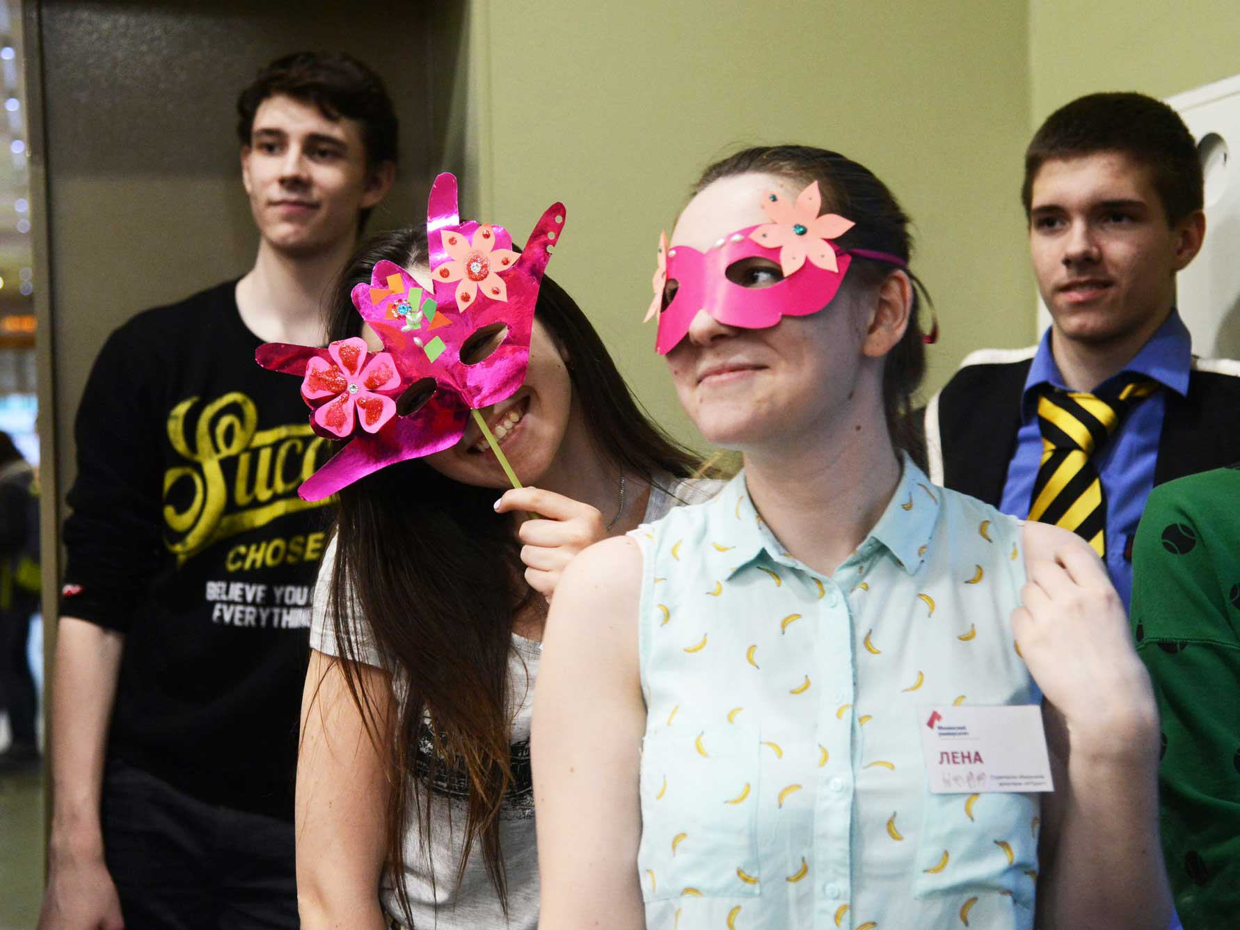 Студенты университета приняли участие в фестивале «Школа искусств»