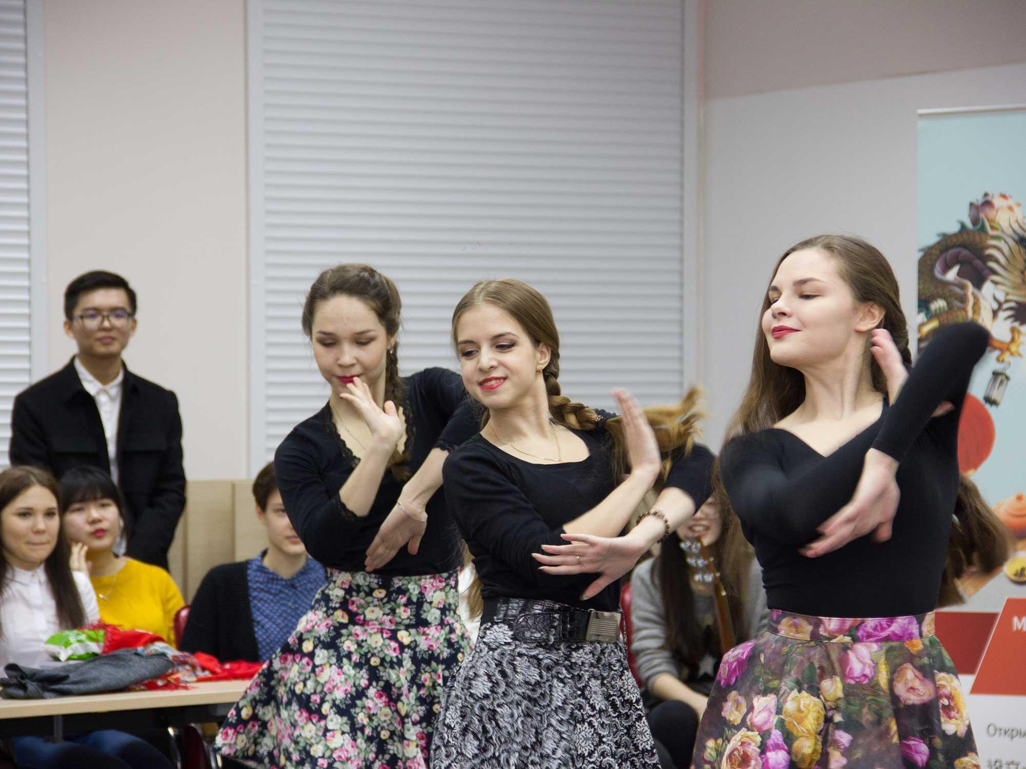 Мининский университет вновь принимает китайских гостей
