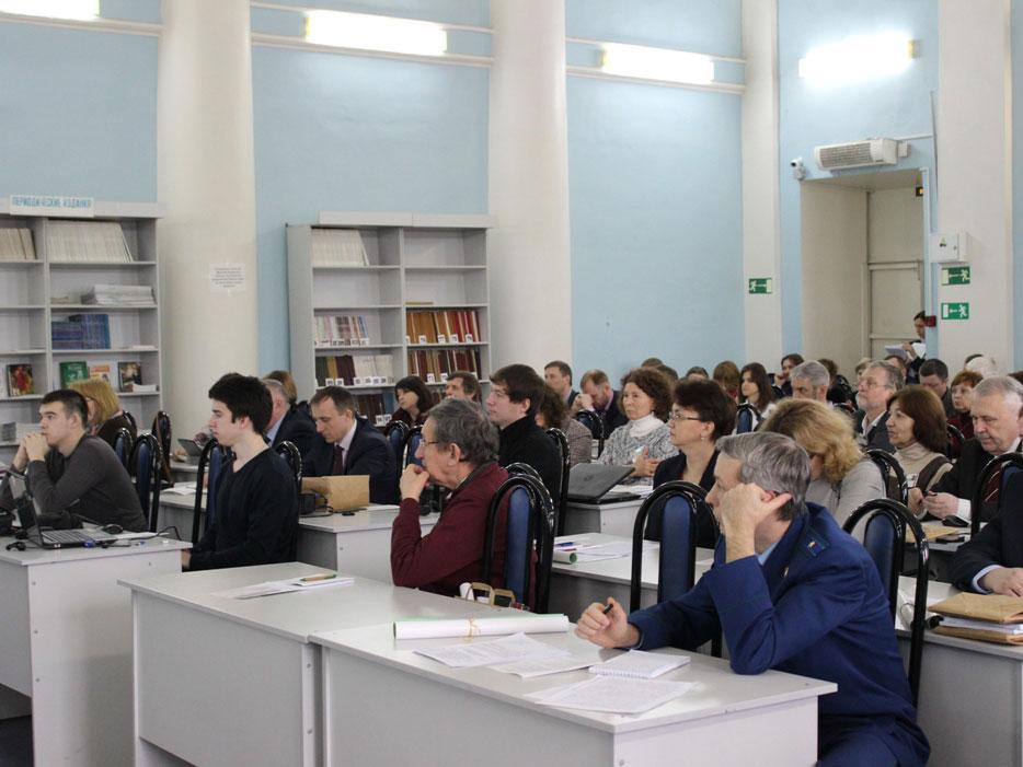 Экологические проблемы территорий Нижегородского Поволжья обсудили в Мининском университете