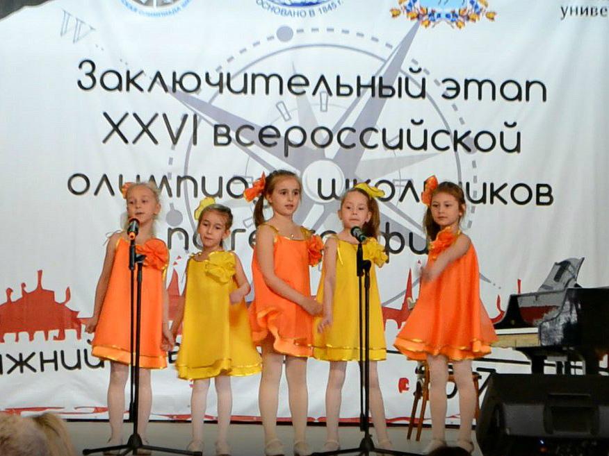 III Областной вокально-хоровой конкурс-фестиваль «Мининские вокально-хоровые мастерские 2017» прошёл в университете
