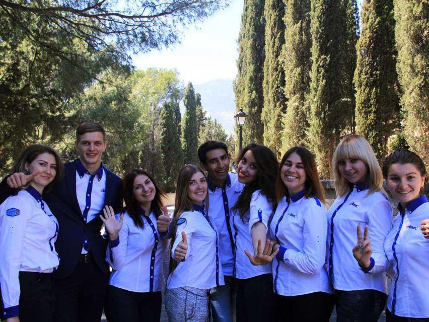 Студенты ФУиСТС поделились впечатлениями об «Артеке»