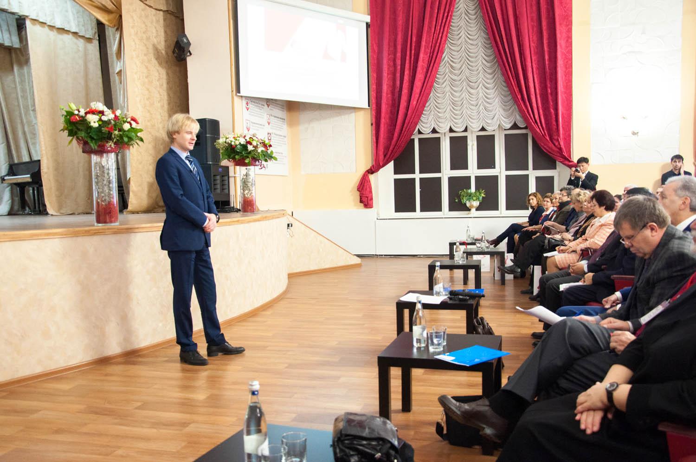 Мининский университет представляет отчет о деятельности Нижегородского социально-педагогического кластера