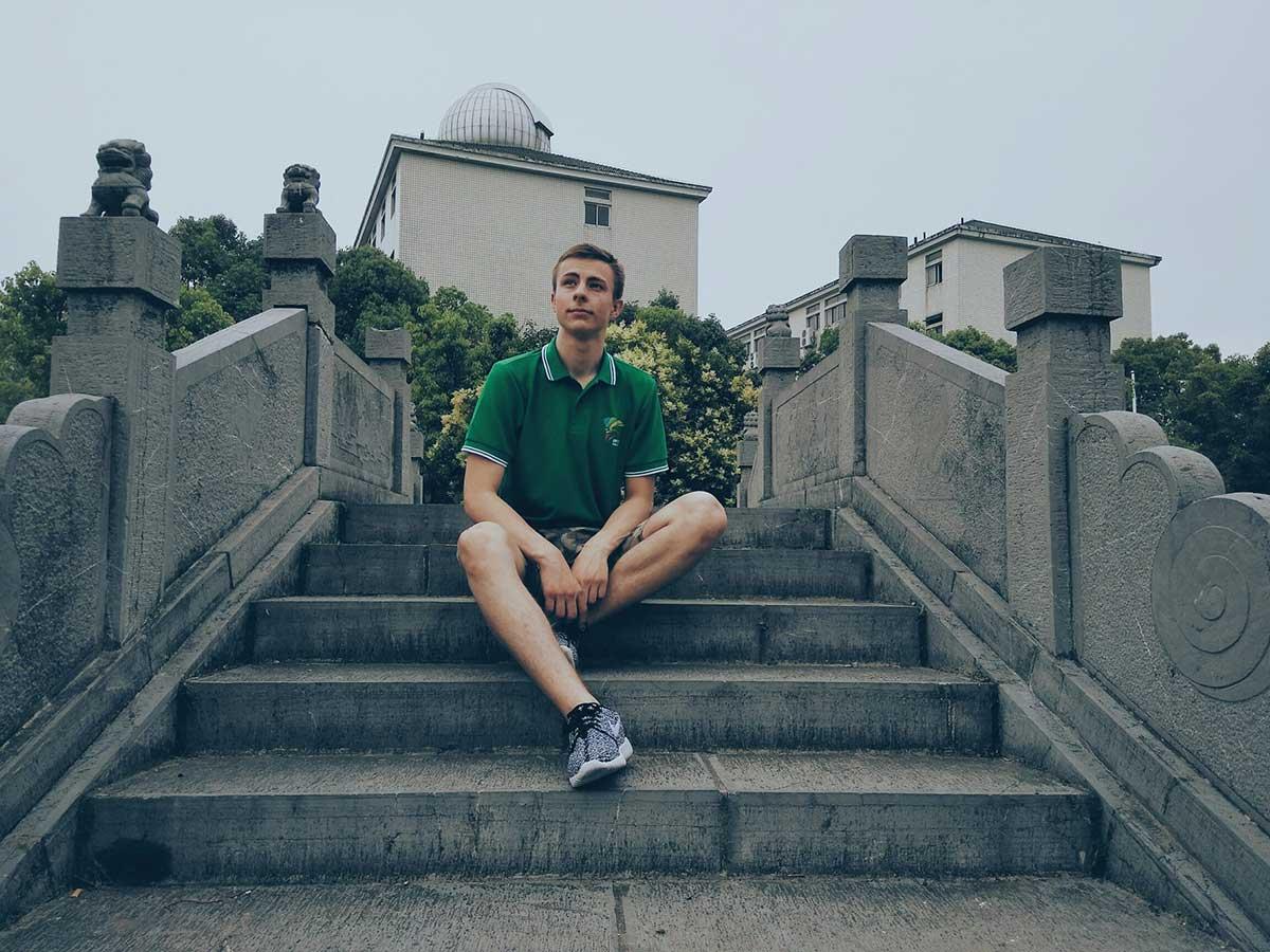 Студент Мининского университета Денис Куликов получил грант на обучение в вузе-партнере — Шаньдунском Политехническом Университете (КНР)
