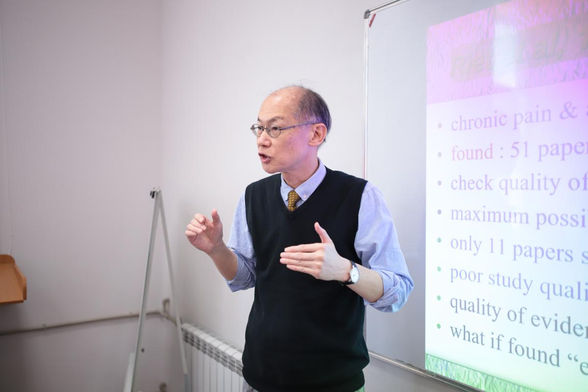 В Мининском университете успешно завершается первый год работы совместной с Университетом образования Гонконга программы магистратуры «Международное образование»