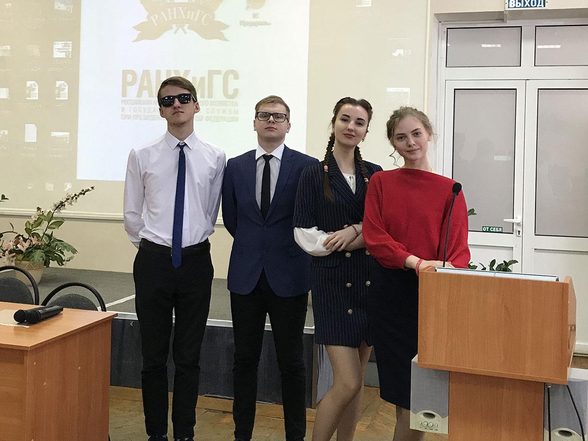 Первокурсники Мининского университета стали призёрами областной олимпиады по политологии