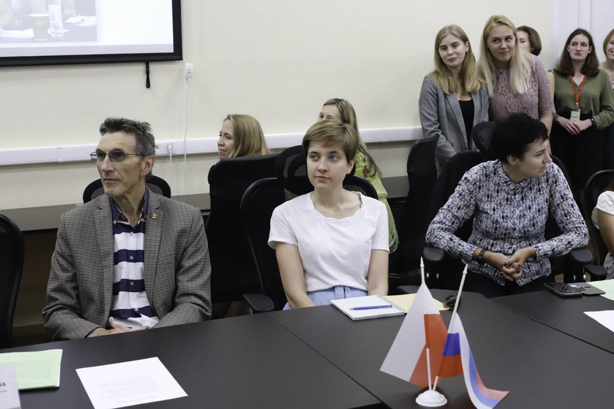 Мининский университет успешно реализует программу для иностранных студентов «Современная система образования в Российской Федерации»