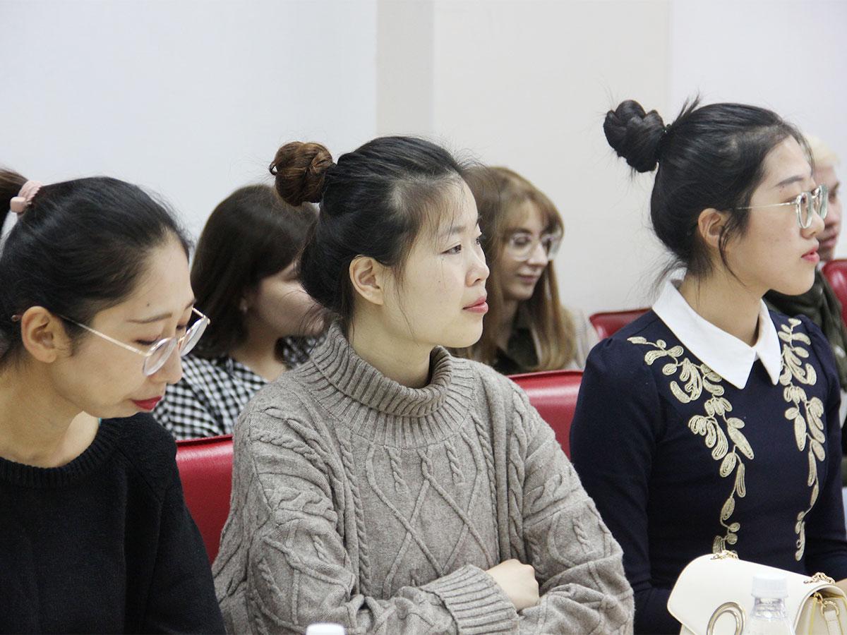 Мининский университет организовал школу по изучению русского языка, культуры и образования России для студентов из Китая