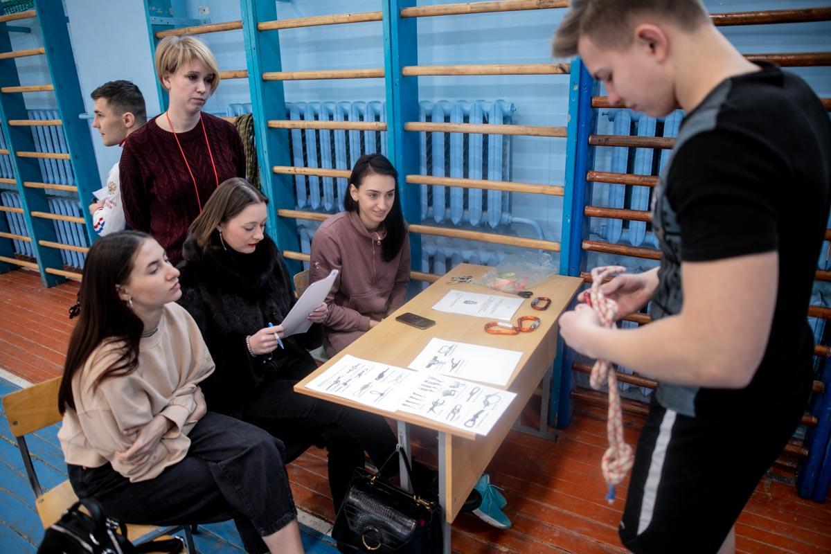 В Мининском университете прошел Региональный этап Всероссийской олимпиады школьников по ОБЖ