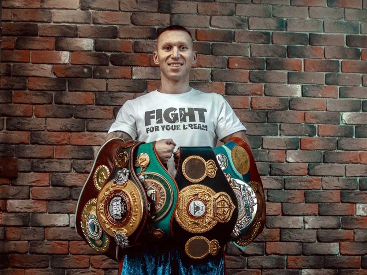 Магистрант ФФКиС, боксер Андрей Сироткин  стал новым обладателем титула WBС Asian Boxing Council Continental