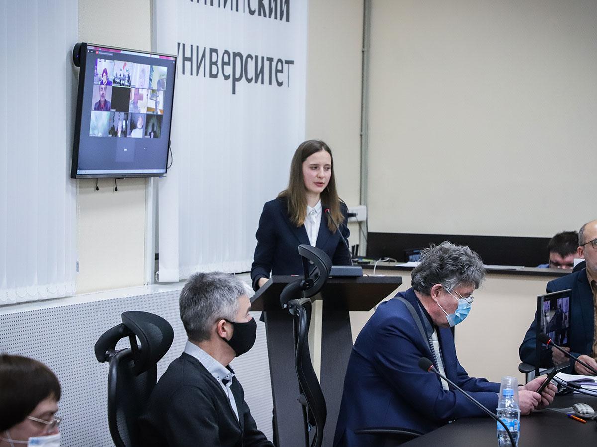 В Мининском университете состоялась защита кандидатской диссертации