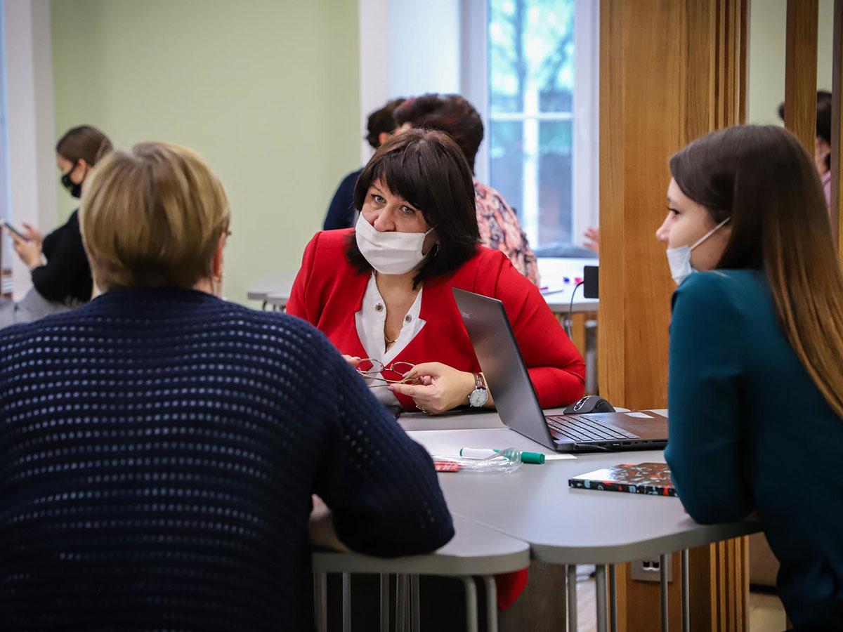 В Мининском университете состоялась стажировочная площадка для учителей географии