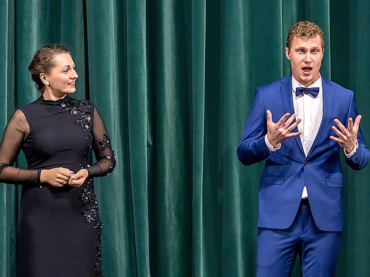 Студенты Мининского университета стали ведущими III фестиваля театрального искусства «Территория Жеста»