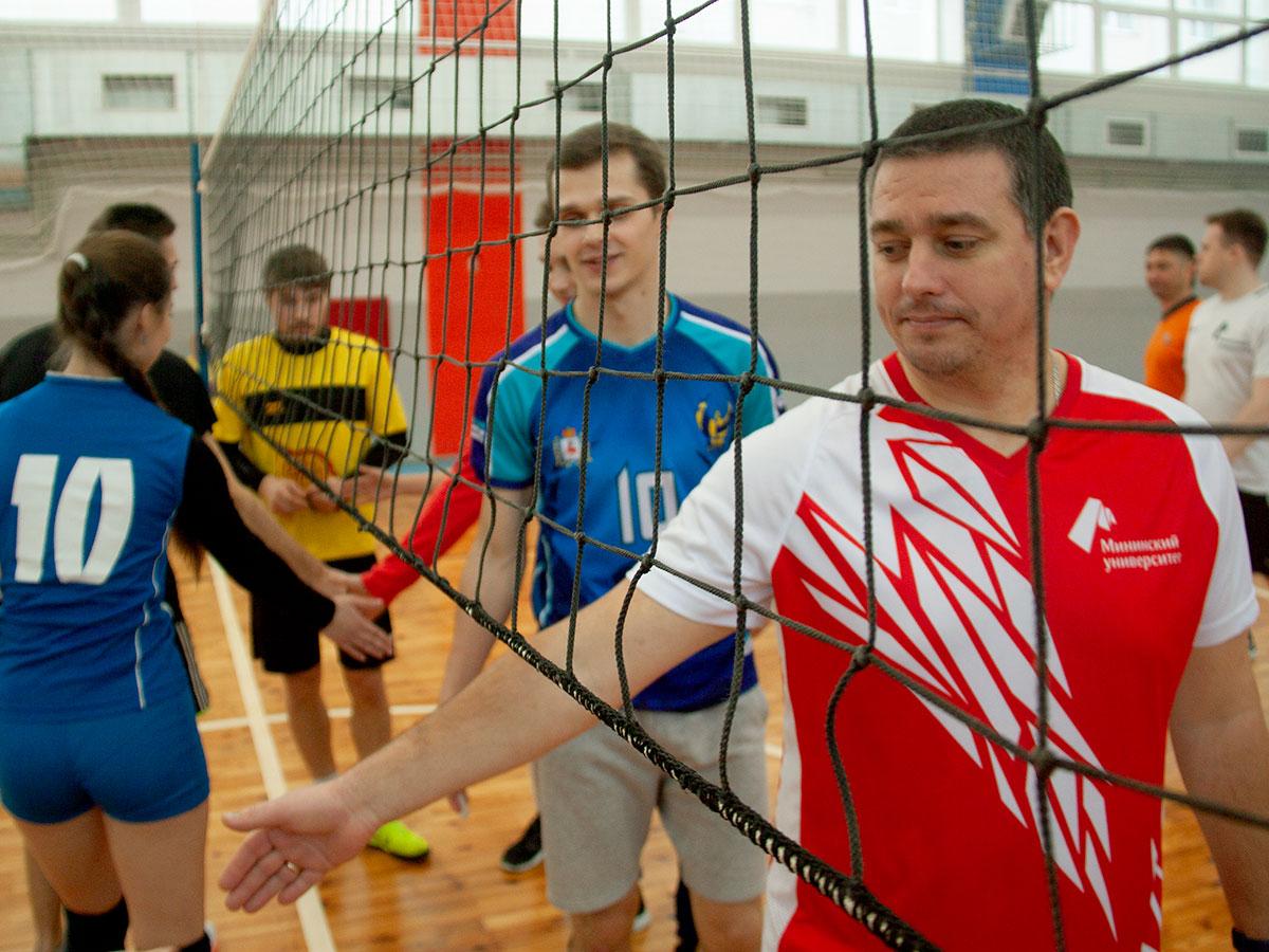 В Мининском университете провели открытый фестиваль студенческой молодежи по спортивным играм