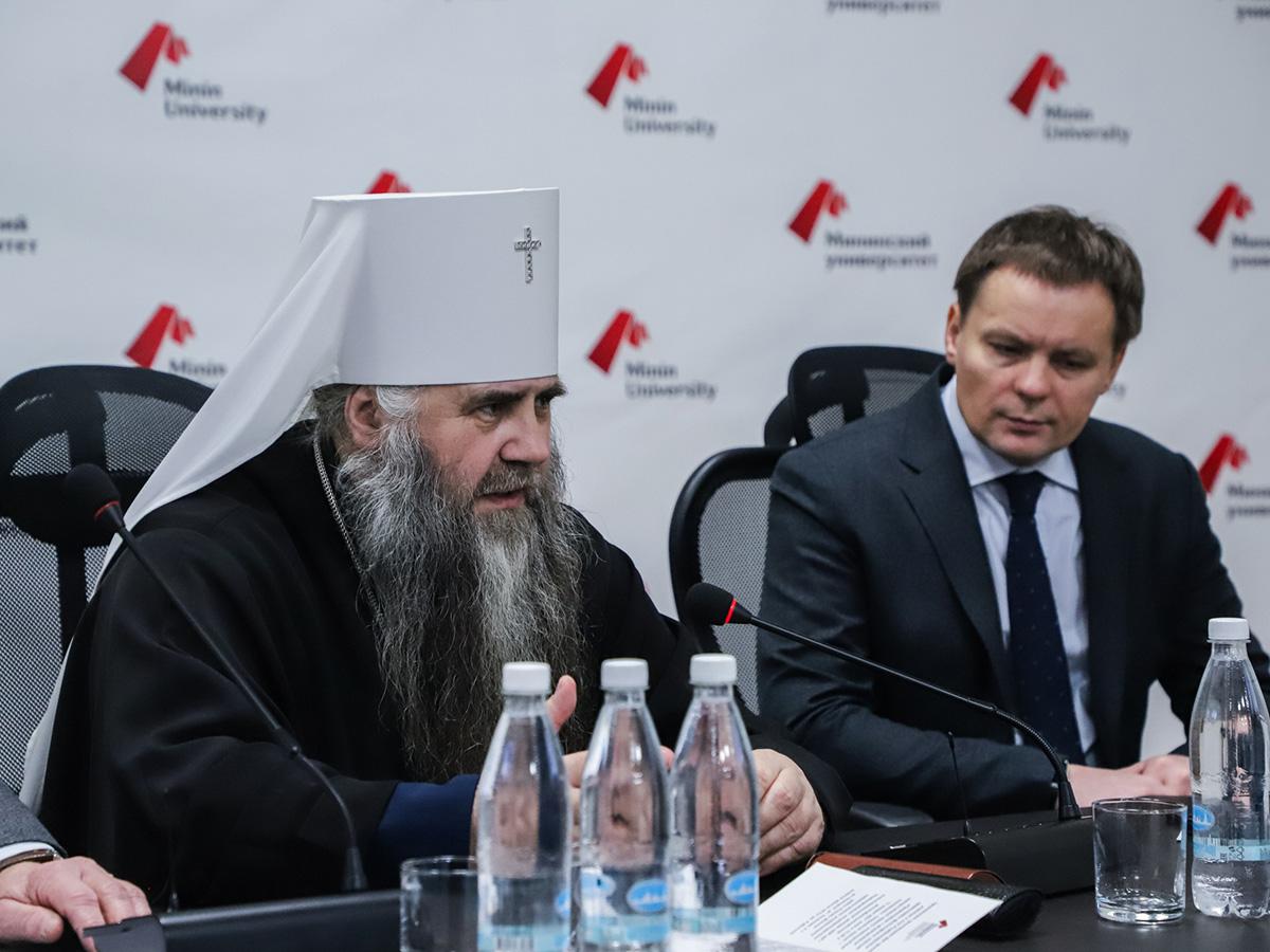 В Мининском университете прошло первое мероприятие в рамках 110-летия вуза