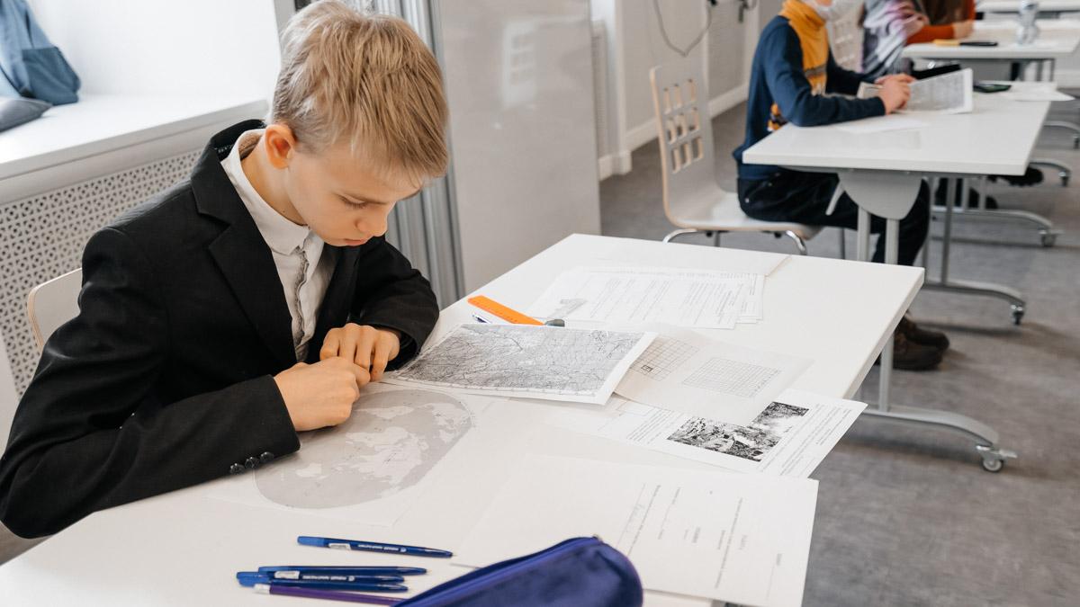 В Мининском университете прошел региональный этап Всероссийской олимпиады школьников по географии