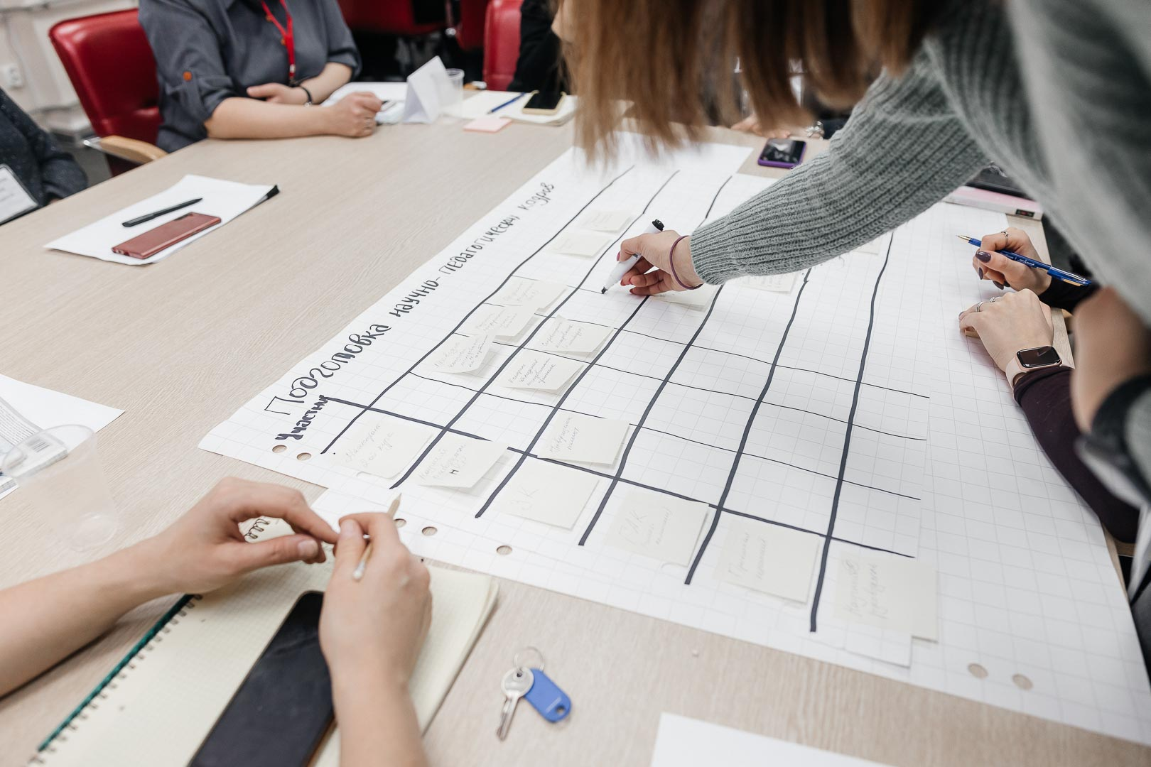 Стратегические сессии со специалистами «Росатома» задали новый вектор развития проектных команд вуза