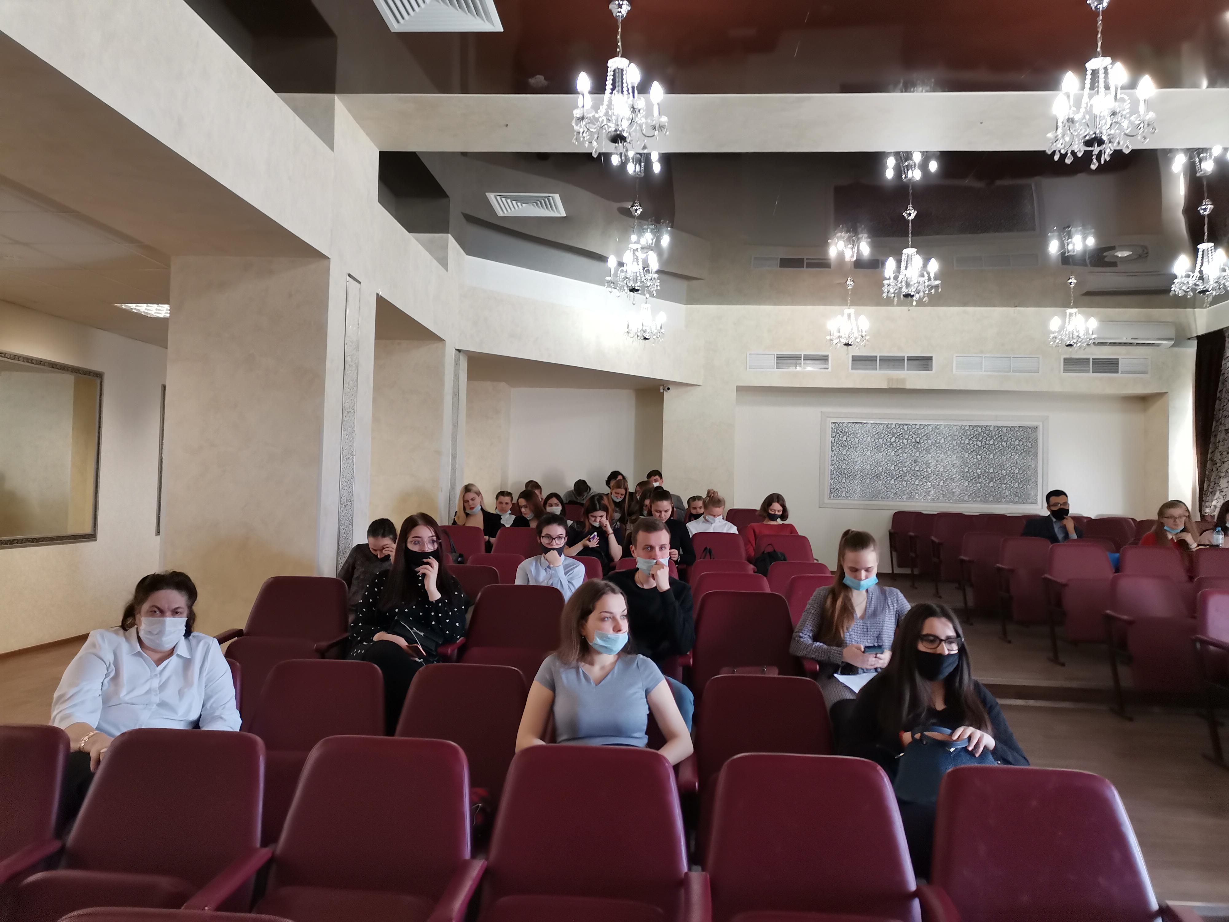 В Мининском университете прошел полуфинал конкурса «Ярмарка проектов -2021»