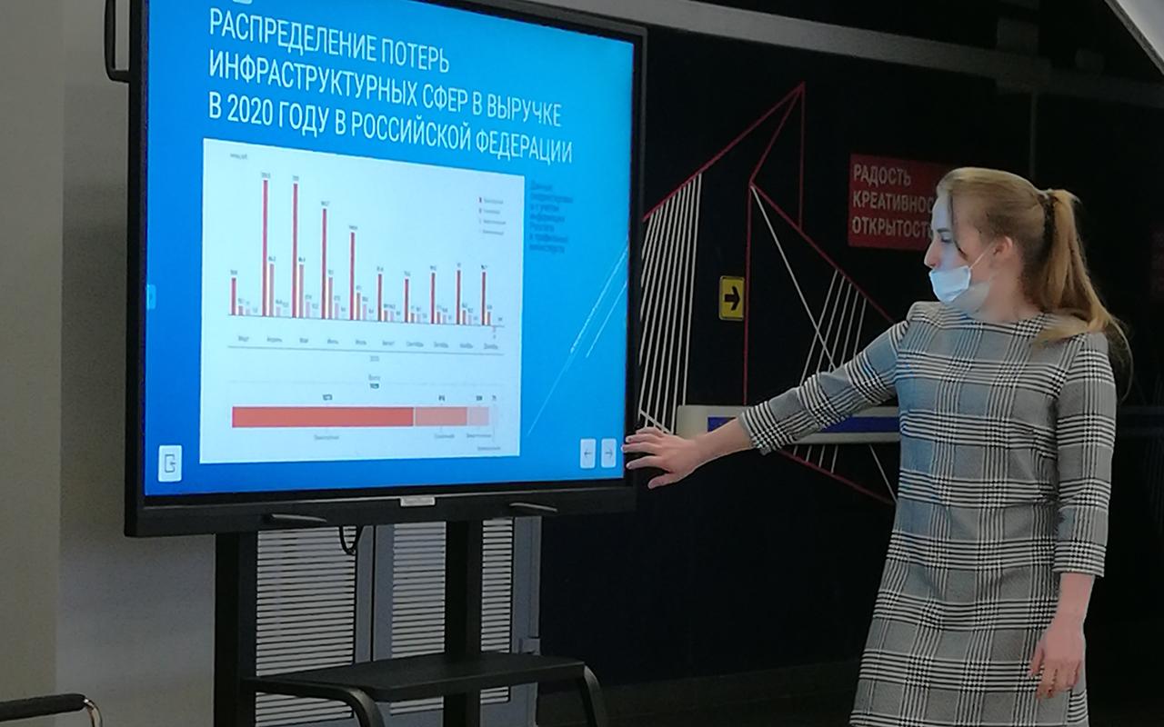 О современных проблемах технологий сервиса и технологического образования узнали студенты Мининского университета