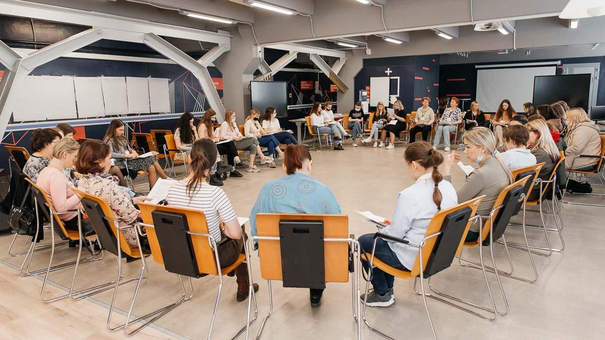 В Мининском университете прошел семинар-тренинг «Проектирование профессиональной позиции педагога-психолога в ситуации школьного буллинга»