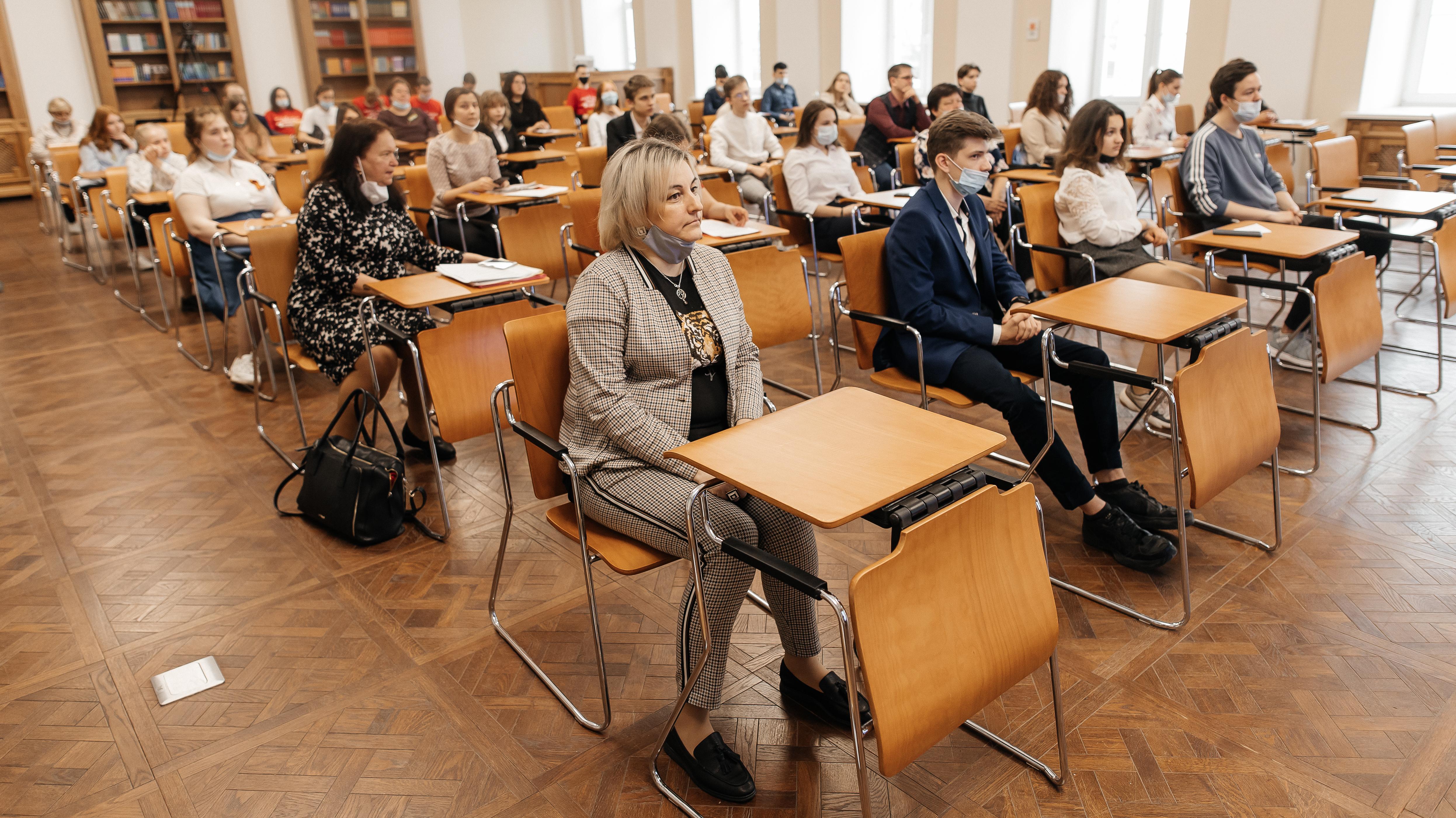 Региональный сетевой проект «В Нижний Новгород – это значит домой!»