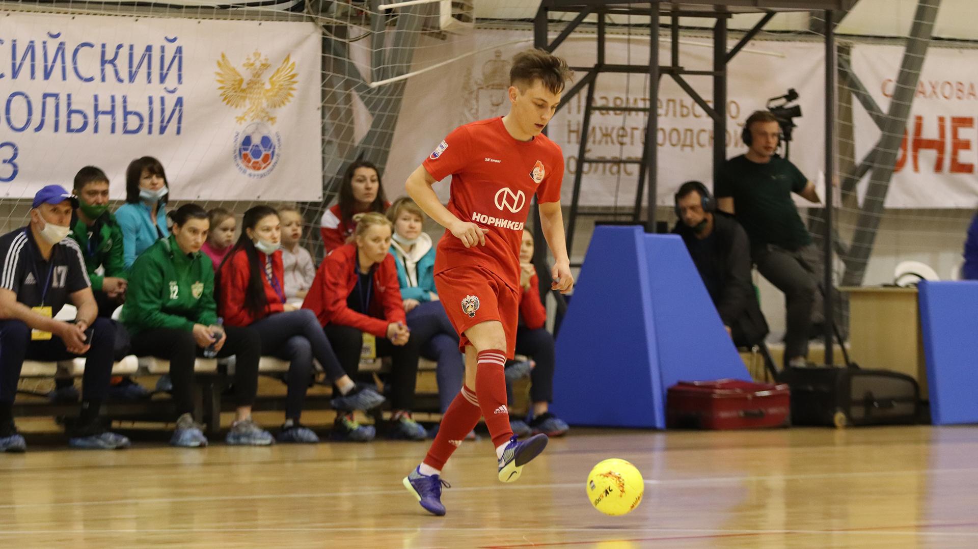 Сборные Мининского университета по мини-футболу приняли участие во Всероссийском финале проекта «Мини-футбол в ВУЗы»